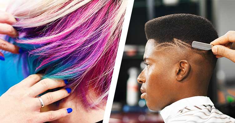 Farbowanie włosów – Popularność farbowania włosów wśród fryzjerów